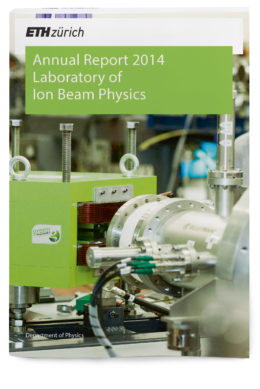 Laboratory of Ion Beam Physics - Annual Report 2014
