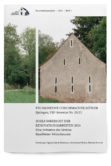 Renovationsprojekte des Verein Baselbieter Feldscheunen 2014/Heft 1 – Feldscheune Chrummacher/Rötler – Eptingen, VBF-Inventar Nr. 20/21 – Schlussbericht der Renovationsarbeiten 2014